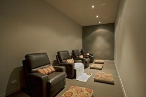 Spa Nirvana pedicure room